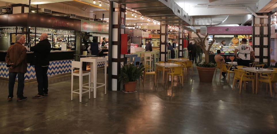 El Mercado de la Merced será explotado por la empresa del recinto madrileño Ruta 77