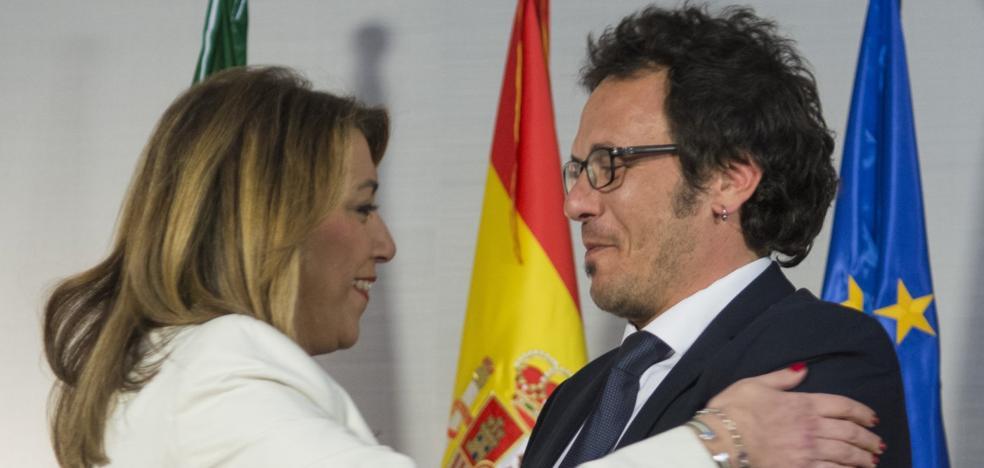 Susana Díaz se acerca a Podemos dando oxígeno al alcalde de Cádiz