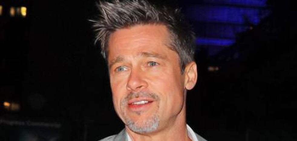 Brad Pitt provoca un accidente en cadena en Los Ángeles