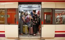 El PSOE enarbola la bandera de un tren de altas prestaciones de Nerja a Estepona