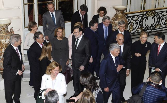 El Gobierno reprocha a Rivera su «deslealtad» en la respuesta a la crisis catalana