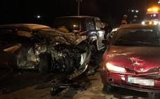 Fallece un hombre de 30 años en un aparatoso accidente en Cártama