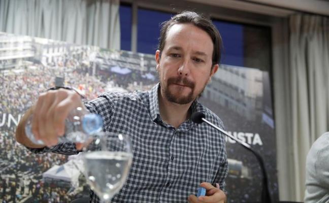 Iglesias aceptaría cambiar el nombre de Unidos Podemos para dar mayor visibilidad a IU