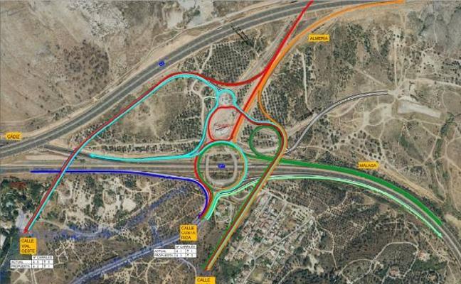 Torremolinos plantea crear dos accesos para atender su incremento de tráfico