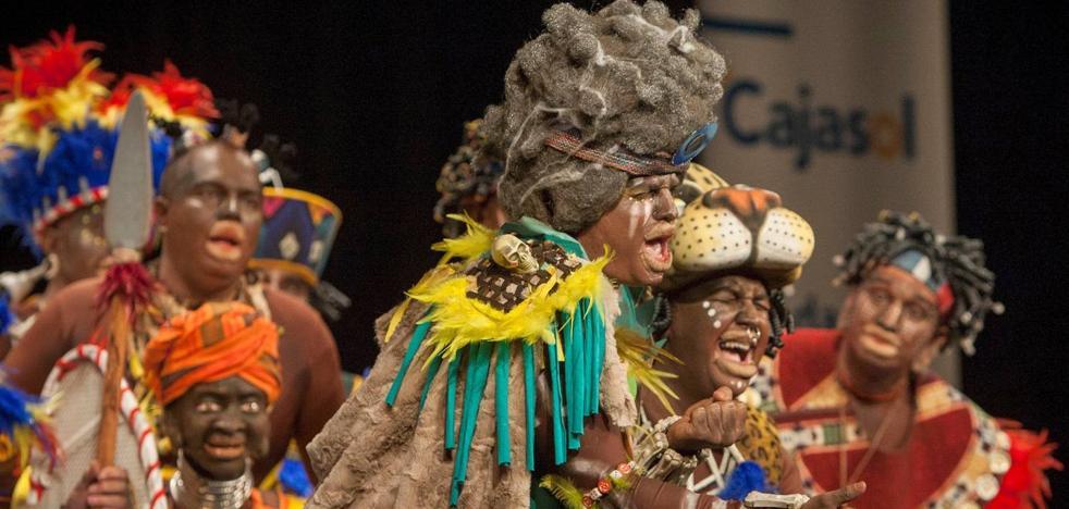 Resultados de la final del Carnaval de Cádiz de 2018: chirigota, comparsa, cuarteto y coro ganadores