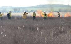 Fuego para proteger la tierra