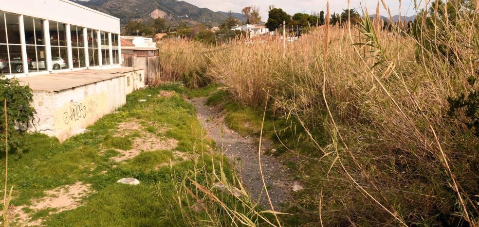 La pugna entre las instituciones atasca el cauce de los ríos de Marbella