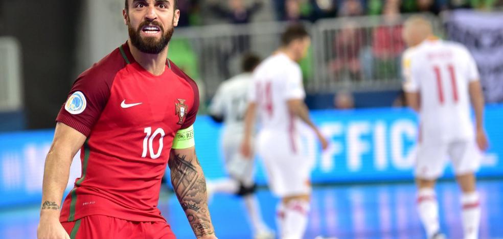 España cae en la final del Europeo en la segunda prórroga