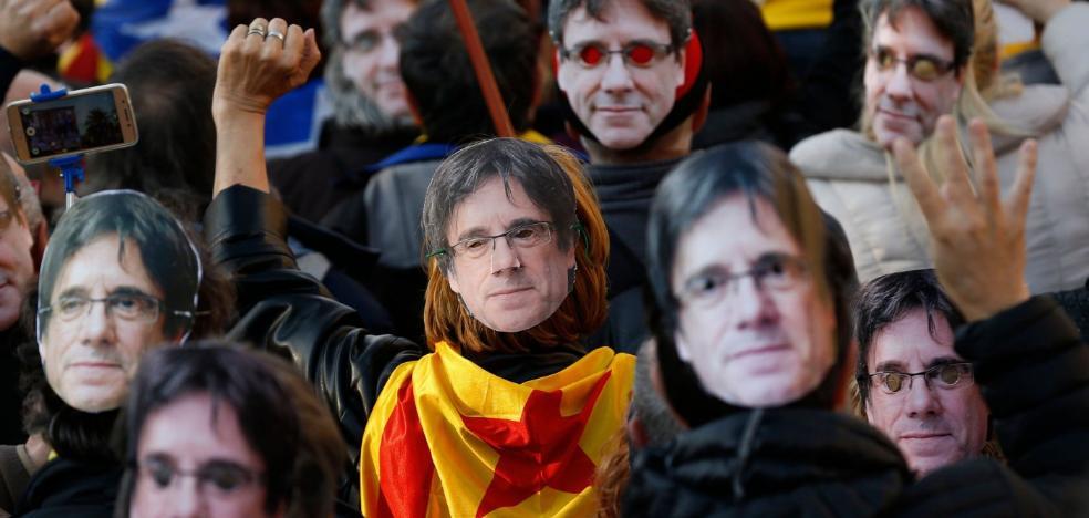 ERC quiere relegar a Puigdemont a un mero rol simbólico