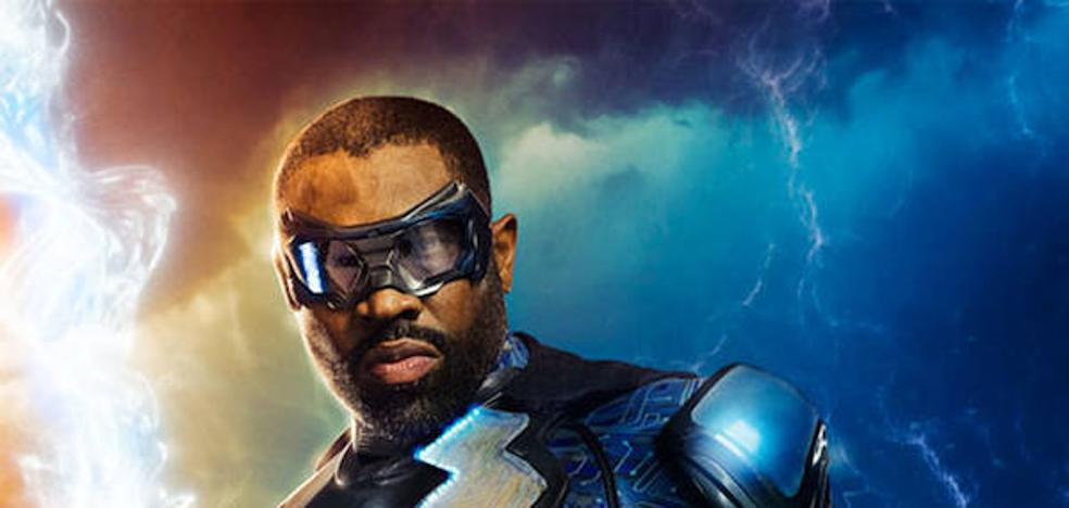 'Black Lightning': poder negro