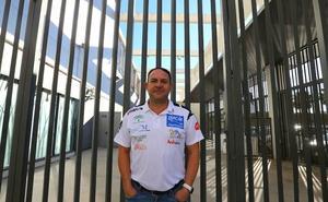 Diego Carrasco: «No queremos ponernos techo, sólo seguir disfrutando»