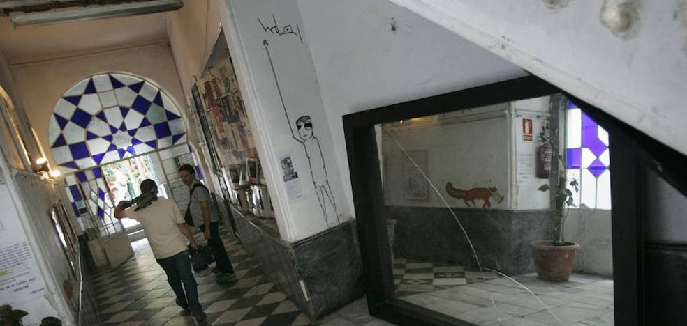 El Ayuntamiento de Málaga recuperará el edificio de La Invisible y sacará a concurso su gestión