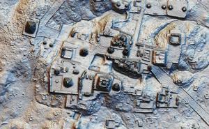 Así es la nueva ciudad maya descubierta en Guatemala