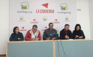 IU pide la dimisión de Francisco Salado por no acoger la marcha de La Desbandá