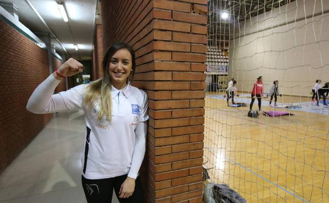 Macarena Gandulfo: «Todos los rivales son difíciles, esperamos tener suerte en el sorteo»
