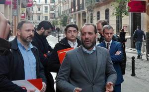 Ciudadanos exige al alcalde que «se quite los complejos» y rescate ya el edificio de La Invisible