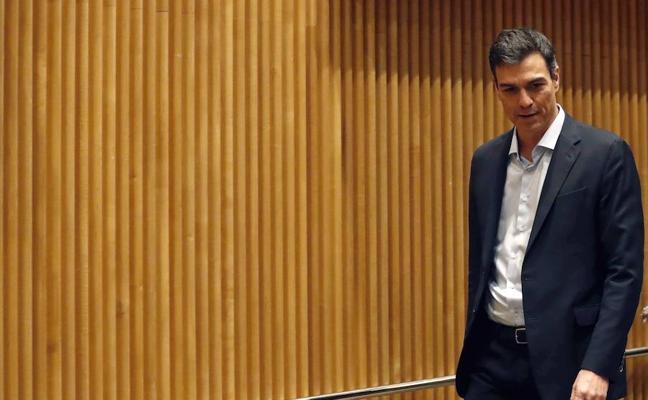 El PSOE concede a la militancia la última palabra en acuerdos poselectorales