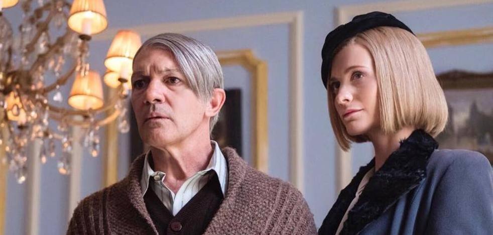 Antonio Banderas estrenará la serie sobre Picasso en abril en España