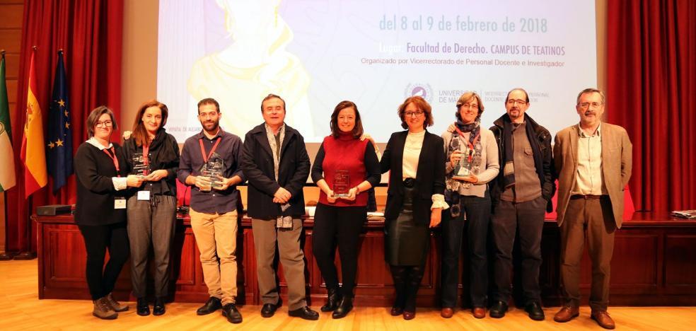 Premio a la innovación educativa para un sistema de evaluación por e-rúbrica