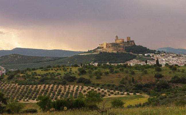 Villa histórica al sur de Jaén