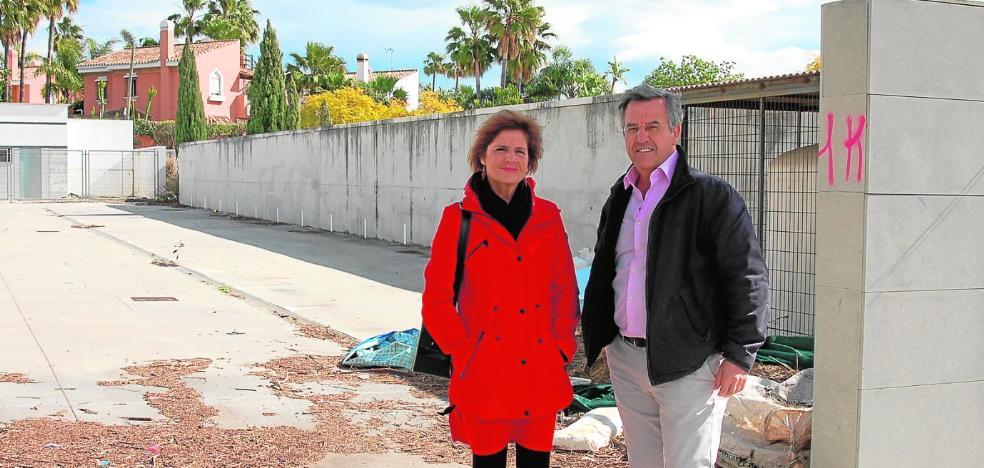 El PP exige a la Junta que dé uso al centro de menores abandonado de Isdabe de Estepona