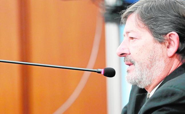 Guerrero guarda silencio y achaca sus declaraciones anteriores a la «presión policial»
