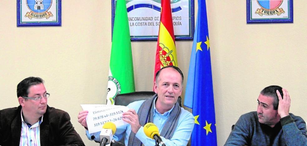 PSOE e IU proponen rebajar el canon de Axaragua para compensar la subida del agua