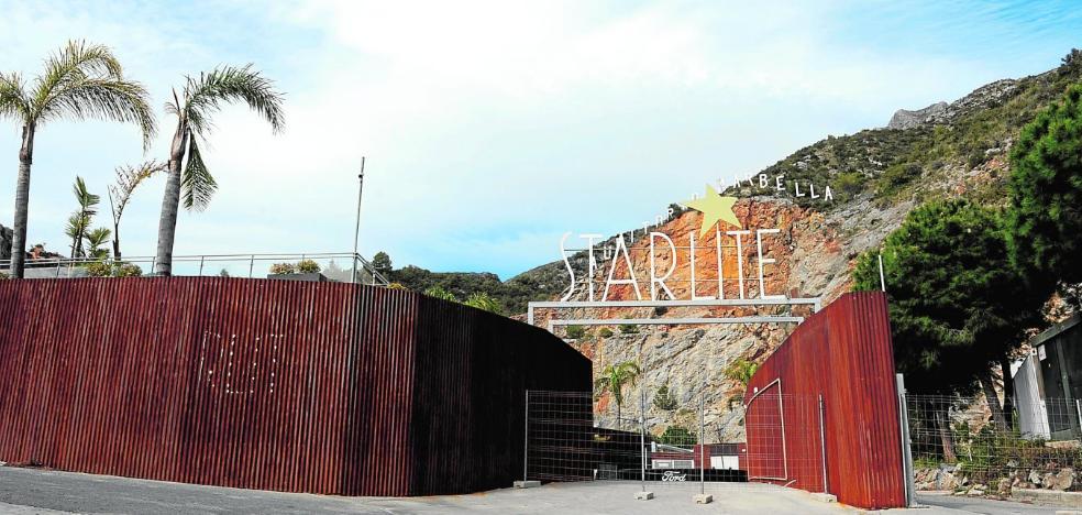 El Ayuntamiento tendrá aprobado en marzo el reglamento para el uso de la Cantera de Nagüeles