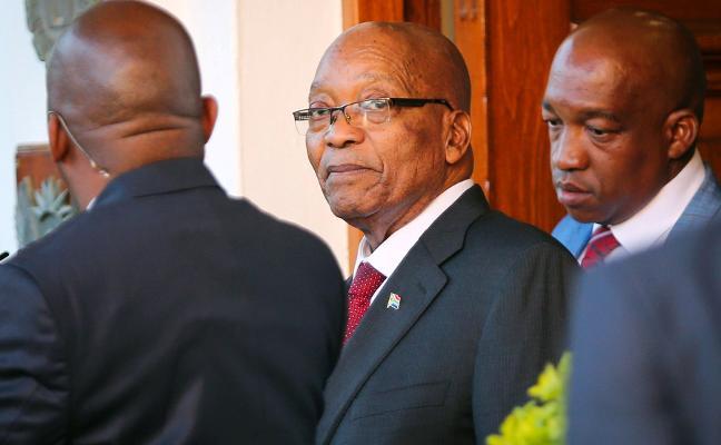 Sudáfrica espera ansiosa el 'zexit'