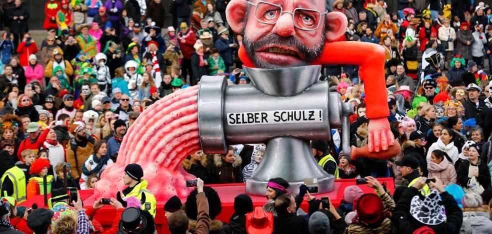 El SPD dice adiós a la era Schulz