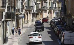 La Policía sorprende en un coche robado a los miembros de una banda implicada en un robo con navaja en Málaga