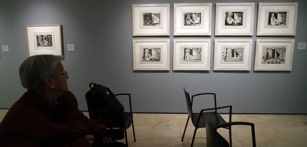 La Casa Natal atrapa el deseo de Picasso