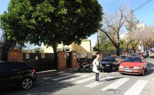Marbella inicia la primera de las tres grandes obras proyectadas en los colegios tras la tromba de 2016
