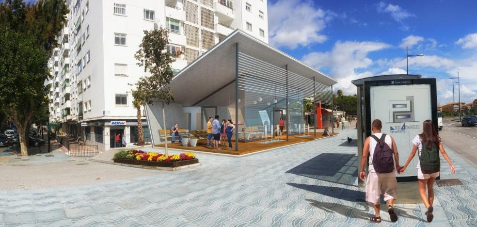La estación de autobuses de San Pedro irá en la actual parada del Bulevar