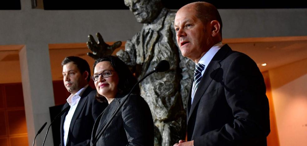 La primera presidenta en la historia del SPD