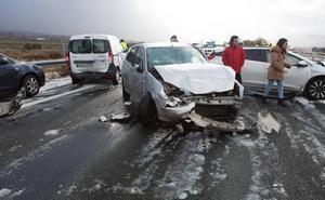 ¿Qué te cubre el seguro en un accidente múltiple?