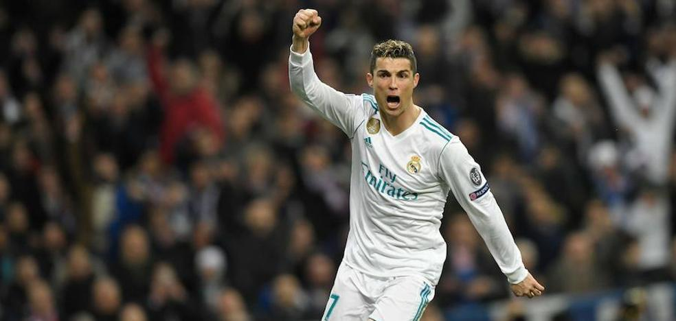Orgasmo del Bernabéu con Cristiano a más de cien