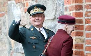 Fallece a los 83 años el príncipe Enrique de Dinamarca, esposo de la Reina Margarita