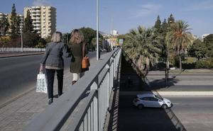 Urbanismo prevé iniciar el refuerzo del puente de las Américas la semana que viene