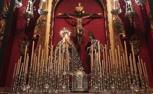 Agenda cofrade en Málaga del miércoles 14 al martes 20 de febrero de 2018