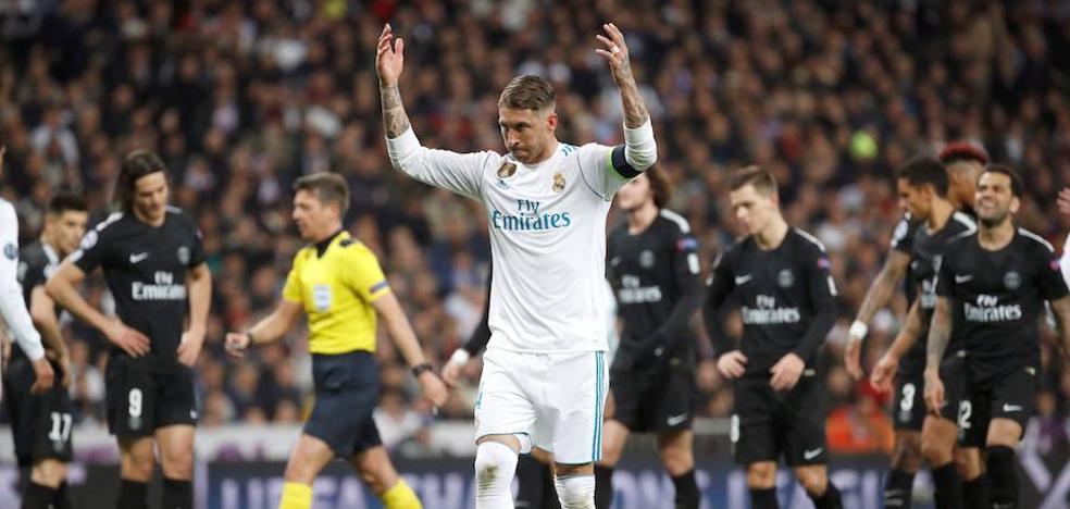 Ramos: «Se ha visto la efectividad que nos faltó en otros partidos»