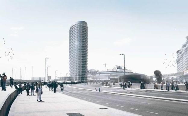 Algunas consideraciones sobre el informe de Icomos sobre el hotel del Puerto