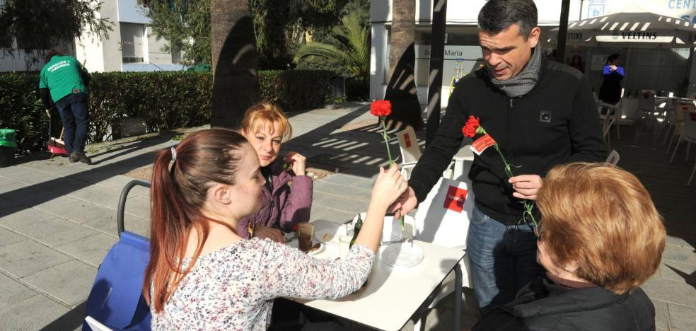El PSOE de Marbella sitúa a los barrios en el objetivo de su campaña