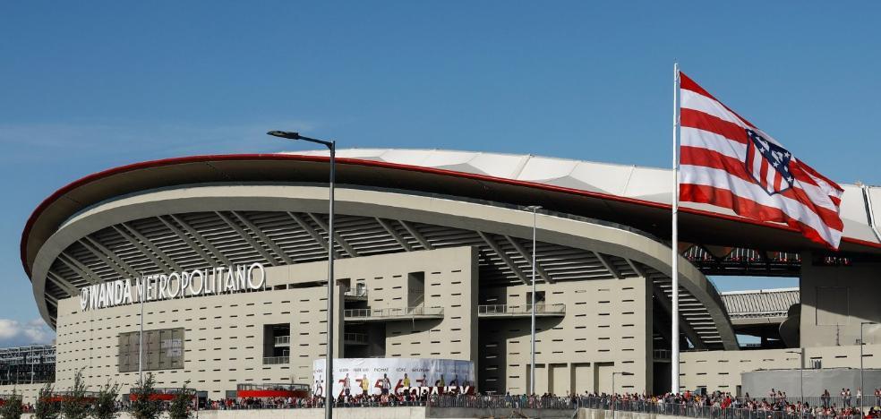 Wanda vende sus acciones del Atlético