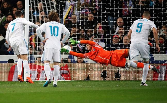 Cristiano Ronaldo y el peso de la historia