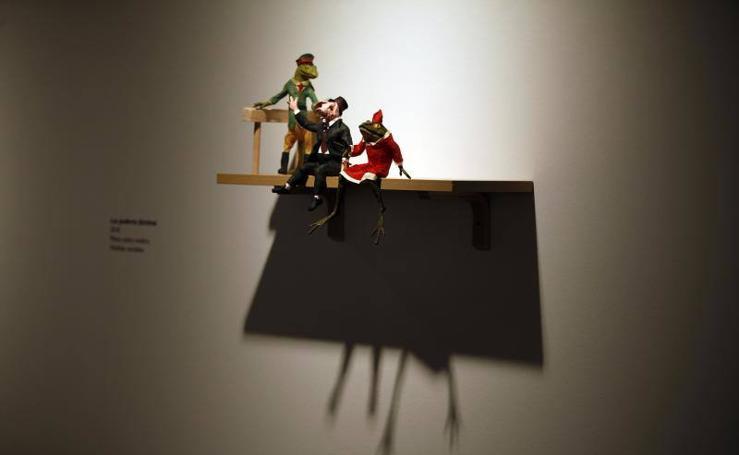 Fotos de la exposición 'La luz y la noche de Chema Lumbreras