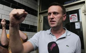 Moscú bloquea la web del líder opositor Alexei Navalni a un mes de las elecciones