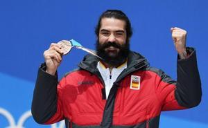 Regino Hernández: «Ganar esta medalla, haciendo historia, es algo increíble»