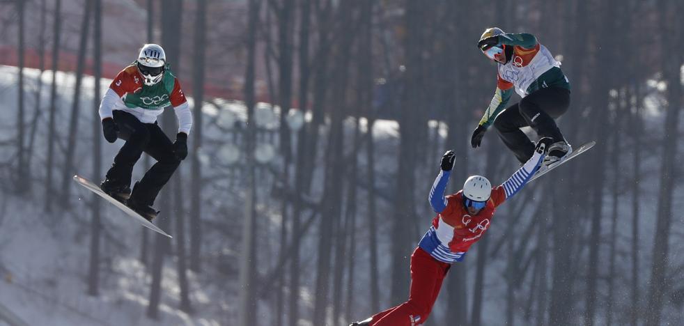 ¿Qué es el snowboard cross?