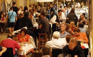 Ciudadanos se ofrece a mediar entre vecinos y hosteleros para regular la actividad hostelera en la capital
